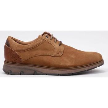 Zapatos Hombre Derbie Krack  Marrón