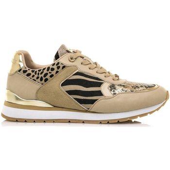 Zapatos Mujer Zapatillas bajas Maria Mare 63040 BEIG