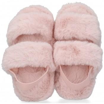 Zapatos Niña Pantuflas Luna Collection 60419 rosa
