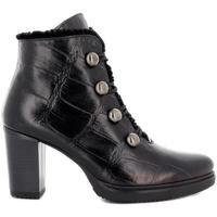 Zapatos Mujer Botines Jose Saenz 7175 Negro