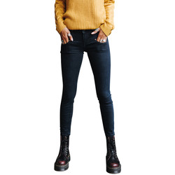 textil Mujer Vaqueros slim Freeman T.Porter Freeman Jeans Alexa Cropped Broadway F2011 Azul