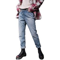 textil Mujer Vaqueros boyfriend Freeman T.Porter Freeman Jeans Harper Denim Fitz F2024 Azul