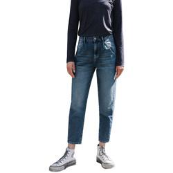 textil Mujer Vaqueros rectos Freeman T.Porter Freeman Jeans Natasha Denim Frankley F2025 Azul