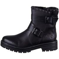 Zapatos Mujer Botas de caña baja Remonte Dorndorf D227401 Negros