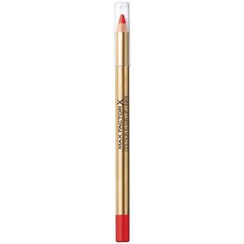 Belleza Mujer Lápiz de labios Max Factor Colour Elixir Lipliner 060-red Ruby