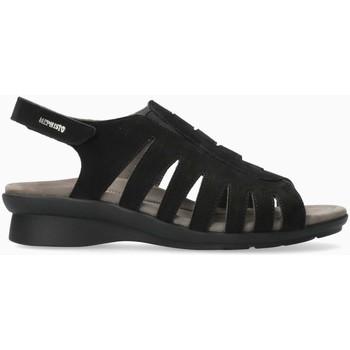 Zapatos Mujer Sandalias Mephisto PRALINE Negro