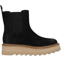Zapatos Mujer Botines Apepazza F1COUNTRY01/SUE Negro