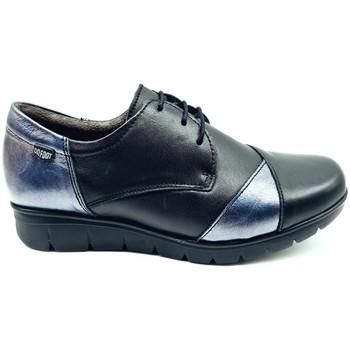 Zapatos Mujer Zapatos de trabajo On Foot 15001 BLUCHER ELASTICO NEGRO