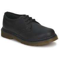 Zapatos Niños Derbie Dr Martens Dm J Shoe Negro