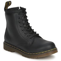 Zapatos Niños Botas de caña baja Dr Martens DM J BOOT Negro