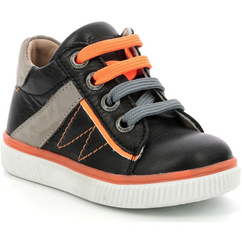 Zapatos Niño Zapatillas altas Aster Nantib Negro