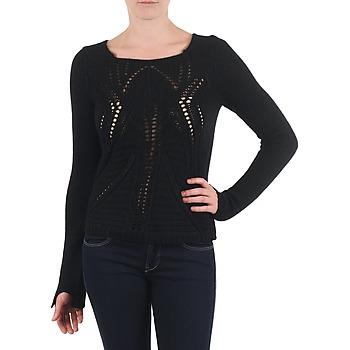 textil Mujer jerséis Antik Batik LACE Negro