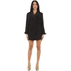 textil Mujer Vestidos cortos Vicolo TX0972 Negro