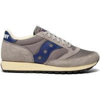 Zapatos Hombre Zapatillas bajas Saucony Jazz 81 s70613-2 Gris