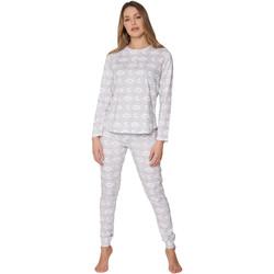 textil Mujer Pijama Admas Dreaming Wonderful GRIS JASPE