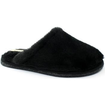 Zapatos Mujer Pantuflas Grunland GRU-I21-CI1803-NE Nero