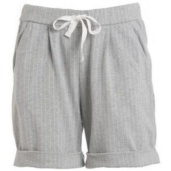 textil Mujer Shorts / Bermudas Deha Hype Grises
