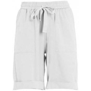 textil Mujer Shorts / Bermudas Deha Hype Blanco