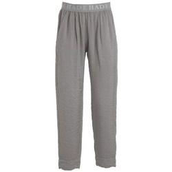 textil Mujer Pantalones de chándal Deha D43307 Grises