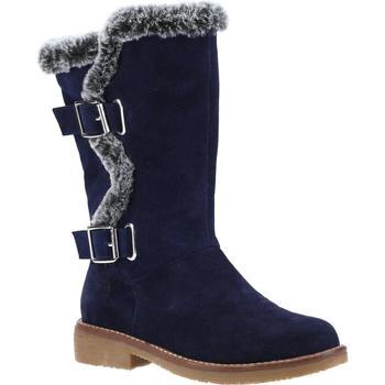 Zapatos Mujer Botas Hush puppies  Azul