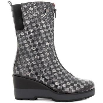 Zapatos Mujer Botas Jose Saenz 7213 Negro