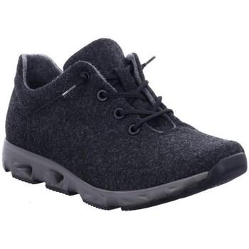 Zapatos Hombre Zapatillas bajas Josef Seibel NOAH-05 LANA MERINO ANTRACITA ANTRACITA