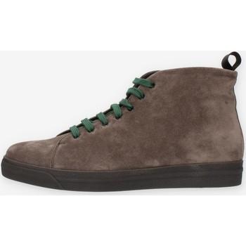Zapatos Hombre Botas de caña baja Frau 26A5 Gris