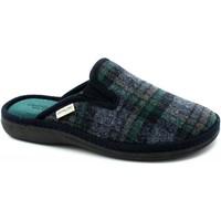 Zapatos Hombre Pantuflas Grunland GRU-I21-CI1807-BM Blu