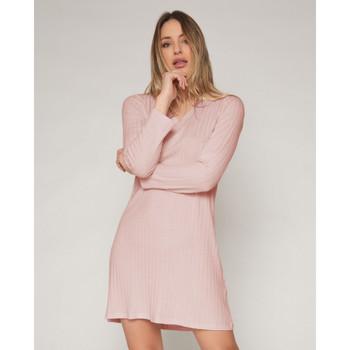 textil Mujer Pijama Admas  ROSA