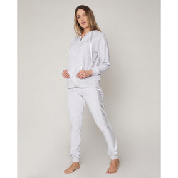 textil Mujer Pijama Admas Sport Home GRIS JASPE