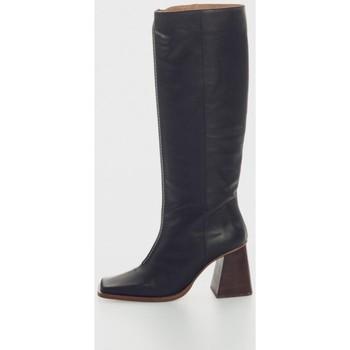 Zapatos Mujer Botas Angel Alarcon 21615 Noir