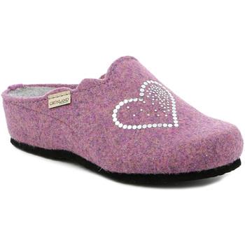 Zapatos Mujer Pantuflas Grunland CI2472 Rosado