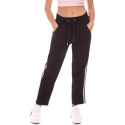 textil Mujer Pantalones de chándal Gaudi 121BD24001 Negro
