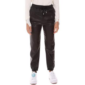 textil Mujer Pantalones Gaudi 121FD28004 Negro