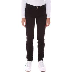 textil Mujer Pantalones con 5 bolsillos Gaudi 121BD25006 Negro