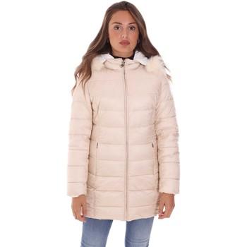 textil Mujer Plumas Gaudi 121BD35005 Blanco
