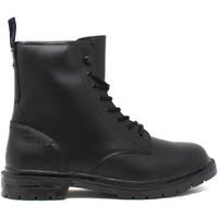 Zapatos Hombre Botas de caña baja Wrangler WM12040A Negro