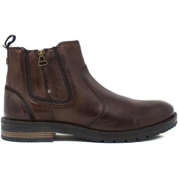 Zapatos Hombre Botas de caña baja Wrangler WM12052A Marrón