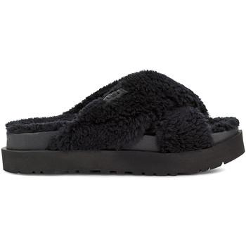 Zapatos Mujer Pantuflas UGG UGSFUZSBLK1120860W Negro