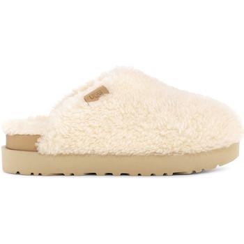 Zapatos Mujer Pantuflas UGG UGSFUZSNAT1121634W Beige