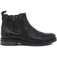 Zapatos Hombre Botas de caña baja Wrangler WM12052A Negro