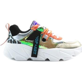 Zapatos Mujer Zapatillas bajas Shop Art SA80224 Blanco