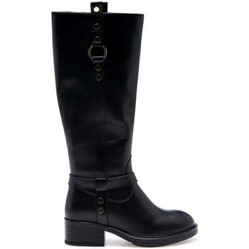 Zapatos Mujer Botas urbanas Apepazza F1BEATRIX11/LEA Negro