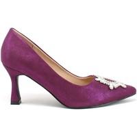 Zapatos Mujer Zapatos de tacón Gold&gold B21 GP155 Violeta