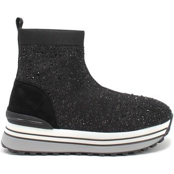 Zapatos Mujer Zapatillas altas Gold&gold B21 GB150 Negro