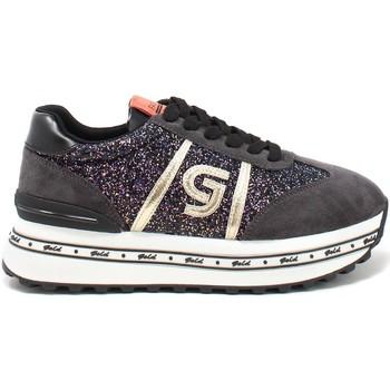 Zapatos Mujer Zapatillas bajas Gold&gold B21 GB151 Gris