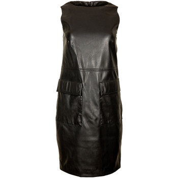 textil Mujer Vestidos cortos Trussardi 56D00468-1T004841 Negro