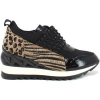 Zapatos Mujer Zapatillas bajas Gold&gold B21 GB181 Negro