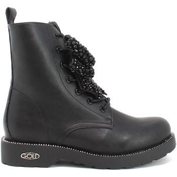 Zapatos Mujer Botas de caña baja Gold&gold B21 GB206 Negro