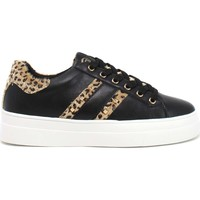 Zapatos Mujer Zapatillas bajas Gold&gold B21 GB128 Negro
